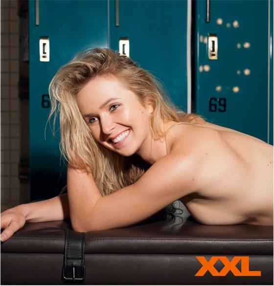 Svitolina khoe thân nóng bỏng trên Tạp chí XXL ảnh 3