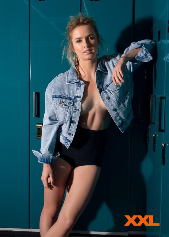 Svitolina khoe thân nóng bỏng trên Tạp chí XXL ảnh 5