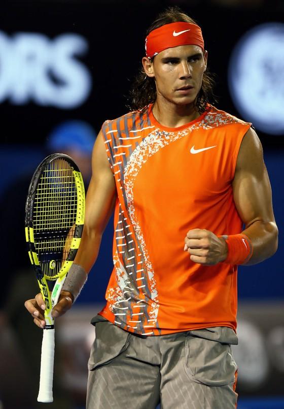 Nadal sẽ mặc áo không tay ở Australian Open ảnh 3