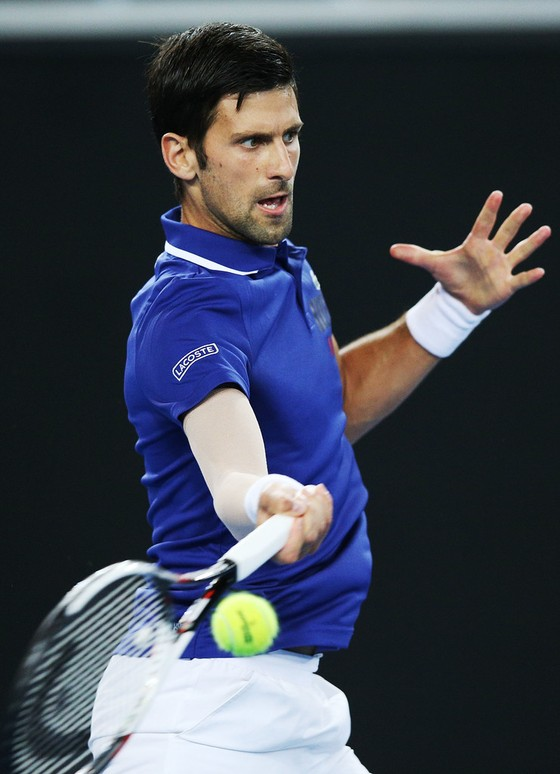 Australian Open 2018: Federer có thể đụng Djokovic ở bán kết ảnh 1