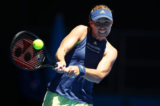"""Australian Open 2018: Sharapova, Kerber thắp sáng Melbourne Park, Djokovic, Federer xuất """"quyền uy"""" ảnh 1"""