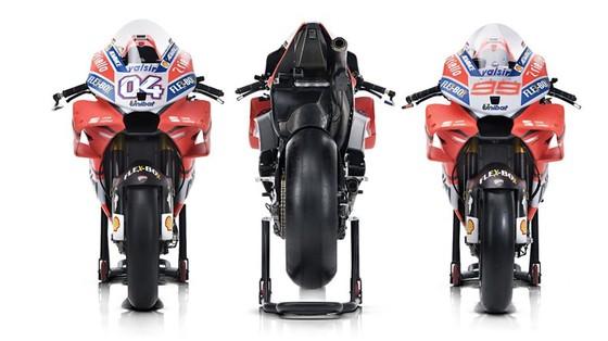đua Xe Mo To Ducati Cong Bố Mẫu Xe đua Mới Cho Moto Gp 2018 Tốc