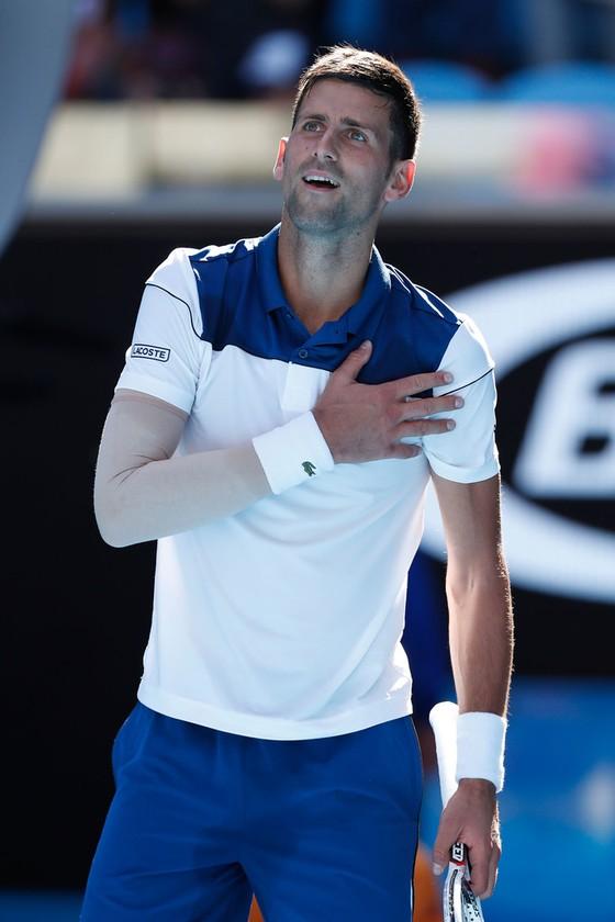 """Australian Open 2018: Sharapova, Kerber thắp sáng Melbourne Park, Djokovic, Federer xuất """"quyền uy"""" ảnh 3"""