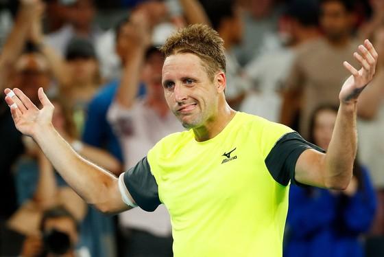 """Australian Open 2018: Hạ """"Cựu Vương"""" Djokovic, """"soái ca Hàn Quốc"""" khiến cả châu Á tự hào ảnh 2"""