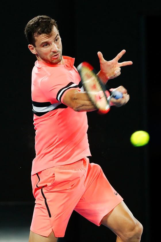 Australian Open 2018: Nadal bỏ cuộc, Dimitrov cũng bị loại ảnh 2