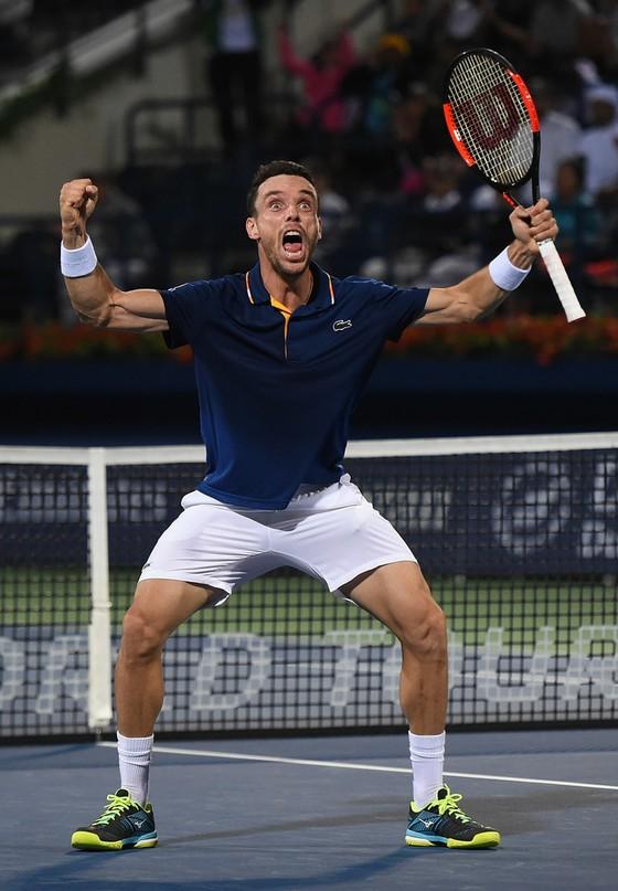 Dubai Championships 2018: Bautista Agut giành danh hiệu lớn nhất cuộc đời ảnh 1