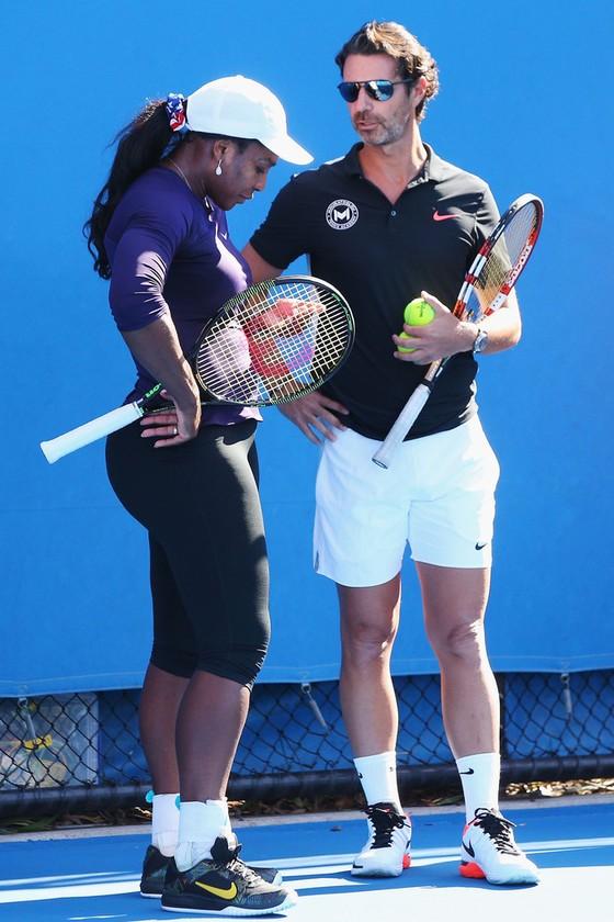 Indian Wells 2018: Serena quay trở lại, vì cô đã sẵn sàng! ảnh 1