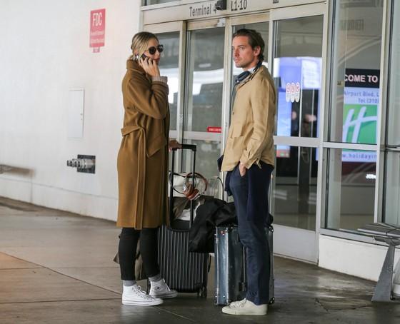 Maria Sharapova và Alexander Gilkes