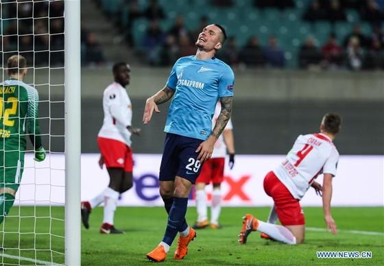 """Mỗi khi Zenit chơi không thành công: Mancini lại đổi tên thành… """"Đổ Thừa"""" ảnh 1"""