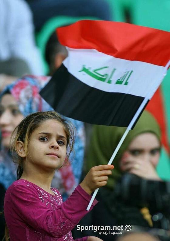 Vua Ả rập Saudi tặng sân bóng có sức chứa 135 ngàn người cho Iraq ảnh 1