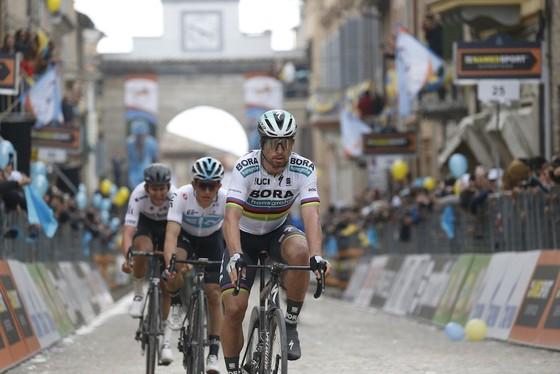 Xe đạp: Sagan và Kwiatkowski khẩu chiến kịch liệt ảnh 1