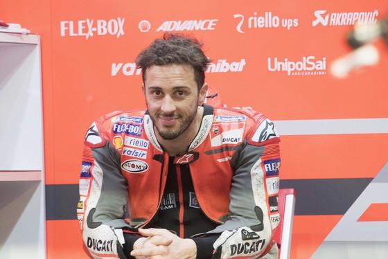 Đua xe mô tô: Dovizioso xuất sắc đăng quang ở Qatar Grand Prix ảnh 2