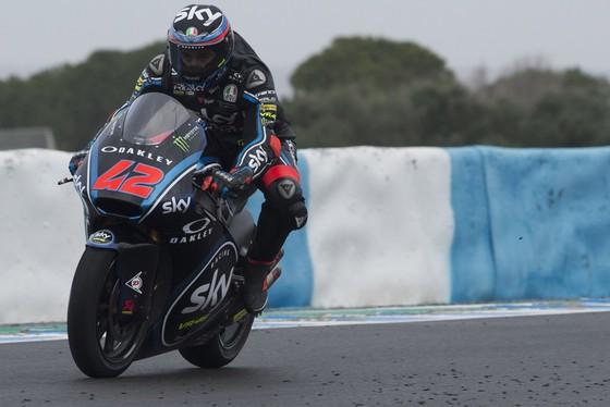 Đua xe mô tô: Dovizioso xuất sắc đăng quang ở Qatar Grand Prix ảnh 3