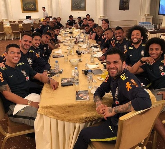 """World Cup 2018: Willian đang đạt """"phong độ của cuộc đời"""" ảnh 2"""