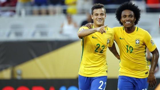 """World Cup 2018: Willian đang đạt """"phong độ của cuộc đời"""" ảnh 3"""