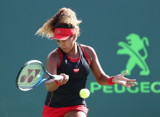 Hạ Serena, Osaka đã có 8 trận thắng liên tiếp