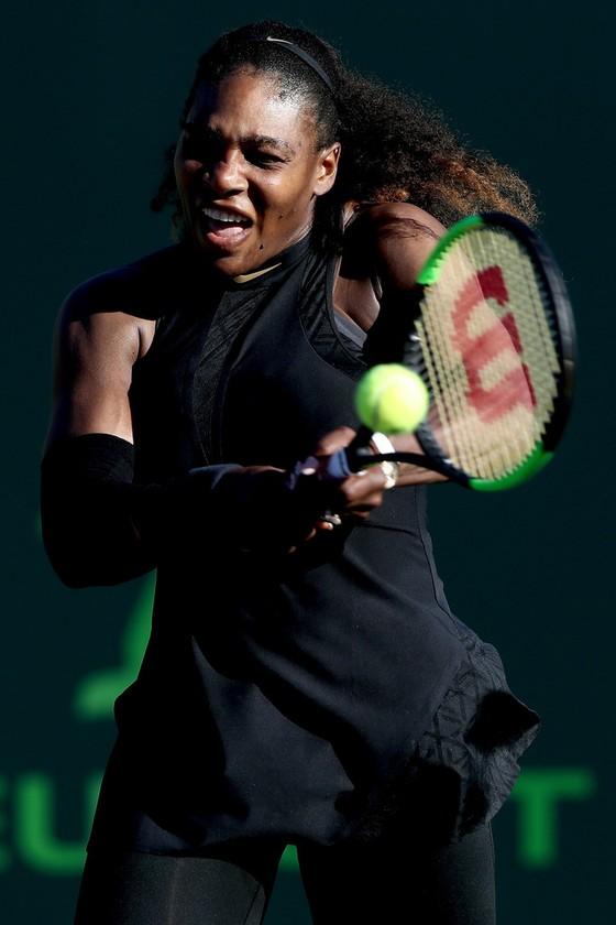 Miami Open 2018: Đúng như dự báo, Osaka loại Serena, thắng trận thứ 8 liên tiếp ảnh 2