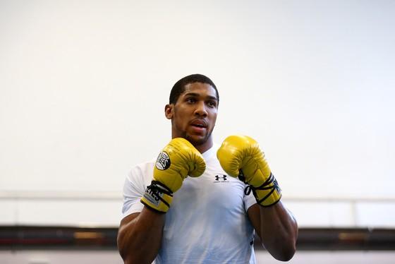 """Đấu trường UFC: Dùng 500 triệu USD, White """"rù quến"""" Joshua đến với làng võ tự do ảnh 1"""