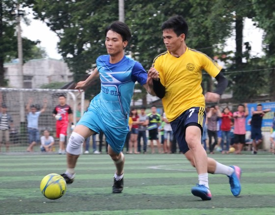 Nghệ Tĩnh Championship 2018: Ngày hội bóng đá của những người con Nghệ Tĩnh xa xứ ảnh 1