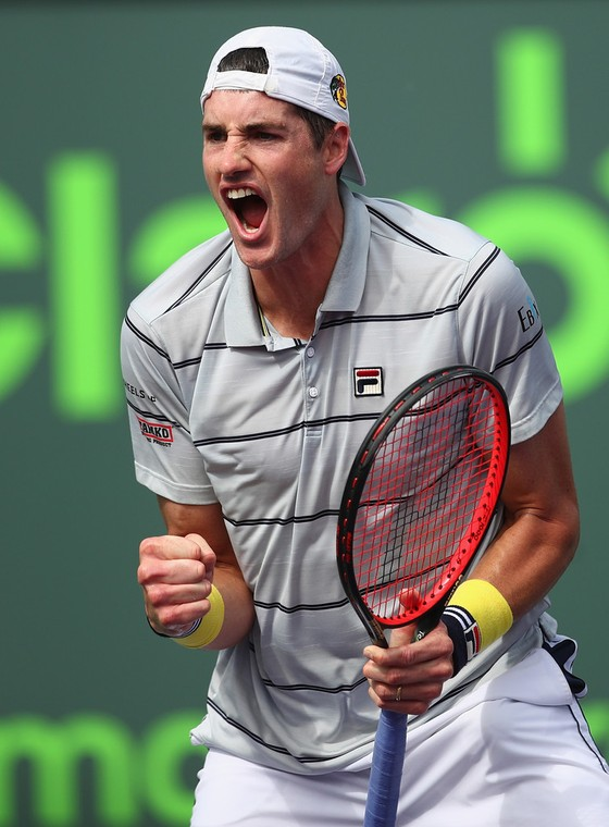 Miami Masters 2018: Hai Tòa tháp ảnh 2