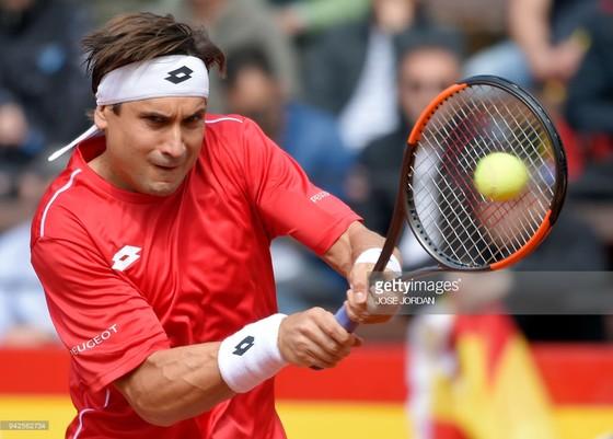 Ferrer đã chơi rất hay, góp phần đưa Tây Ban Nha vào bán kết