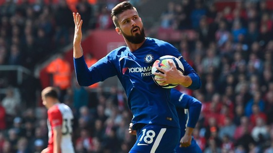 Chelsea - Hãy chơi bóng đi, như những gì Giroud đã thể hiện