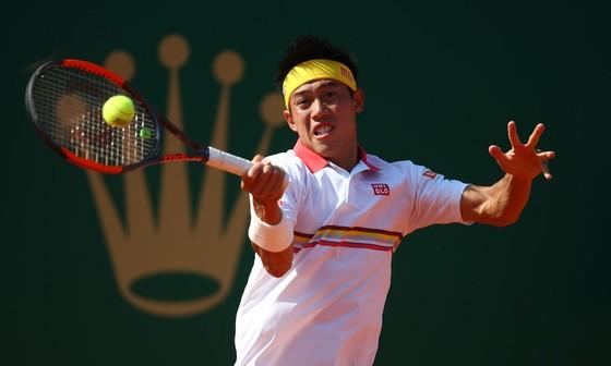 Monte Carlo Masters 2018: Tối nay, Nadal đối đầu Nishikori ở chung kết! ảnh 1