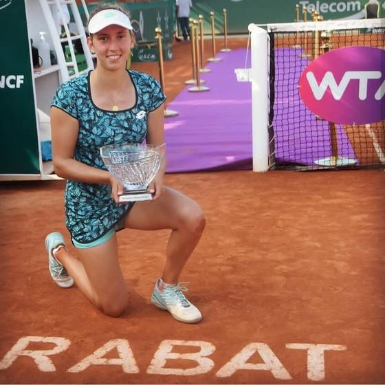 Toàn thắng 5 trận chung kết gần nhất, Kvitova lên ngôi ở Praha ảnh 1