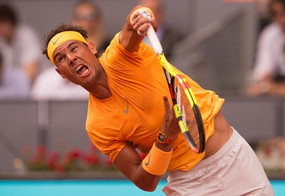 Mutua Madrid Open 2018: Nadal vs phần còn lại của thế giới 48-0 ảnh 1