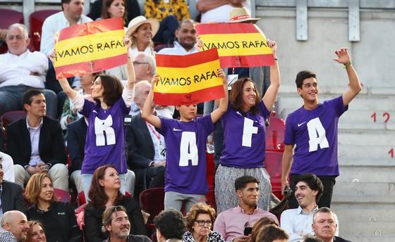 Mutua Madrid Open 2018: 50 và vẫn chưa dừng lại ảnh 1