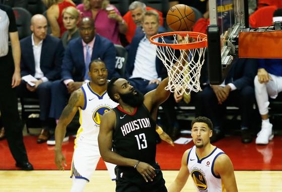 NBA 2017-2018: Houston phản đòn ảnh 1