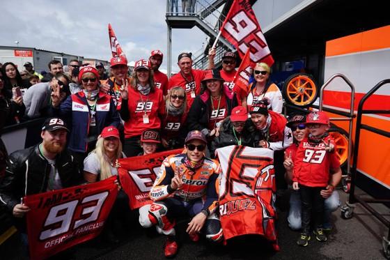 """Đua xe mô tô: Dovizioso """"tự xử"""", Marquez thắng chặng thứ 3 liên tiếp ảnh 6"""