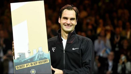 Roger Federer tranh ngôi số 1 với Rafael Nadal: Trò chơi vương quyền ảnh 2