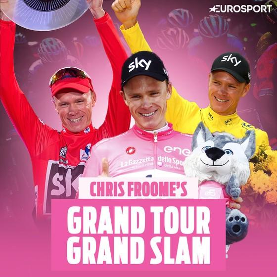 Giro d'Italia 2018: Froome bảo vệ thành công Áo hồng, sẽ thành tân vô địch ảnh 1