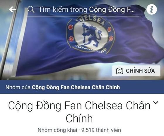 """Group """"Cộng Đồng Fan Chelsea chân chính"""" mừng sinh nhật 1 tuổi"""