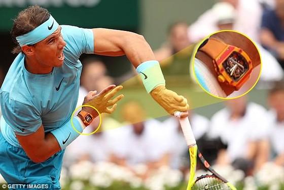 Rafael Nadal: Từ chiếc đồng hồ 540 ngàn Bảng đến giới hạn thời gian ảnh 2