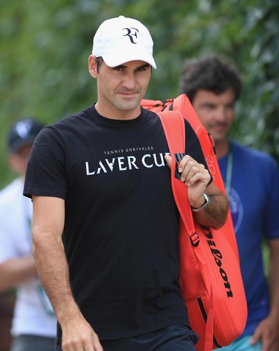 Wimbledon 2018: Federer nhắm danh hiệu thứ 99 trong sự nghiệp ảnh 1
