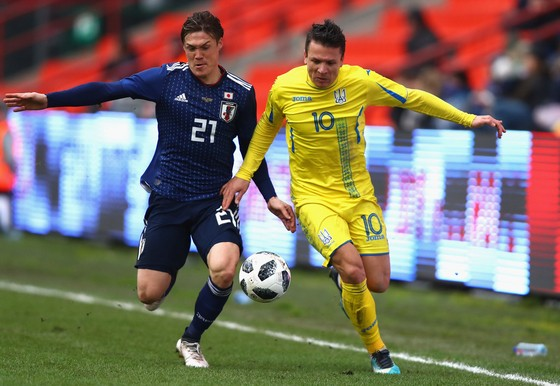 """Bóng đá Ucraina: Các cầu thủ """"con cưng"""" của Shevchenko ở nước ngoài ảnh 3"""