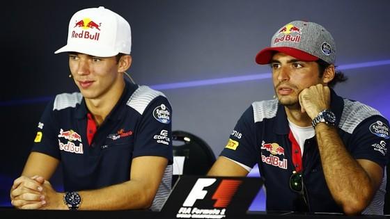 Đua xe F1: Gasly sẽ thay thế cho Ricciardo ở Red Bull ảnh 1