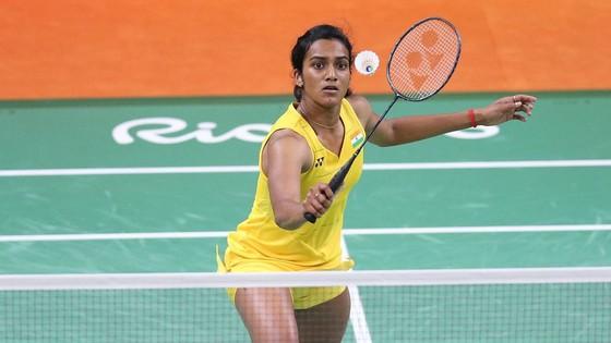 PV Sindhu ở Olympic Rio