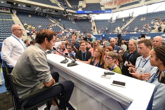 US Open 2018: Federer và nhánh thăm ác mộng, có quá nhiều việc phải lo ảnh 6