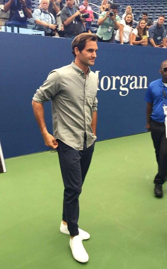 US Open 2018: Federer và nhánh thăm ác mộng, có quá nhiều việc phải lo ảnh 4