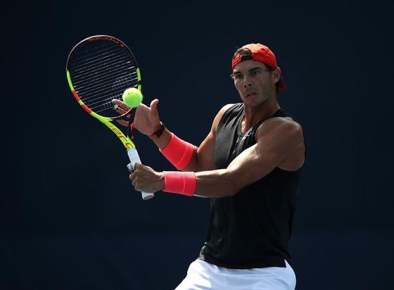 Rafael Nadal sẵn sàng bảo vệ ngôi vô địch US Open