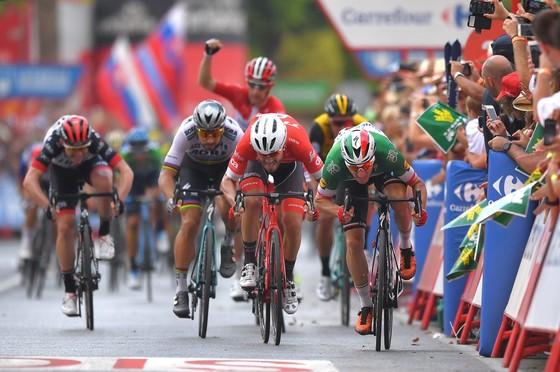 Vuelta a Espana 2018: Viviani và chiến thắng chặng thứ 13 trong mùa ảnh 1