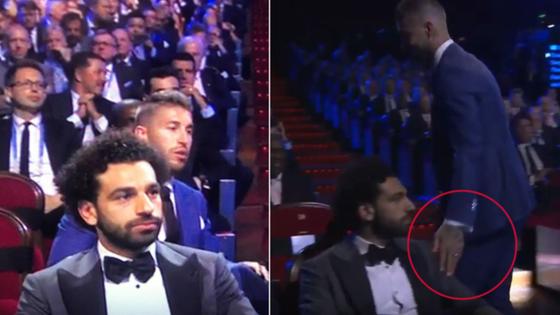 """BÊN LỀ: Salah bị Ramos """"điểm huyệt"""", Adriano tiết lộ lý do tiêu tan sự nghiệp ảnh 1"""