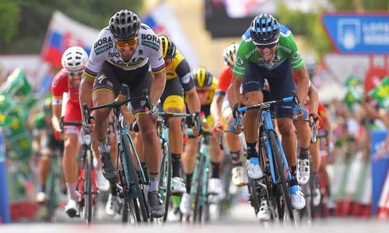 """Vuelta a Espana 2018: Sức mạnh của """"lão tướng"""" Valverde ảnh 1"""