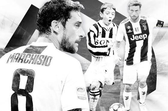 """Nước cờ tàn của """"Hoàng tử bé"""" Marchisio ảnh 1"""