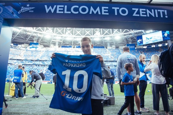 Claudio Marchisio ở Zenit: Khoác áo số 10 vì… Del Piero ảnh 4