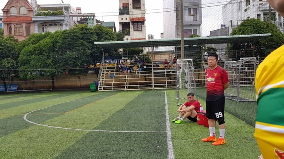 Đá Không Đánh FC hòa Chelsea SG All Stars 4-4 trong trận cầu thiện nguyện ảnh 4