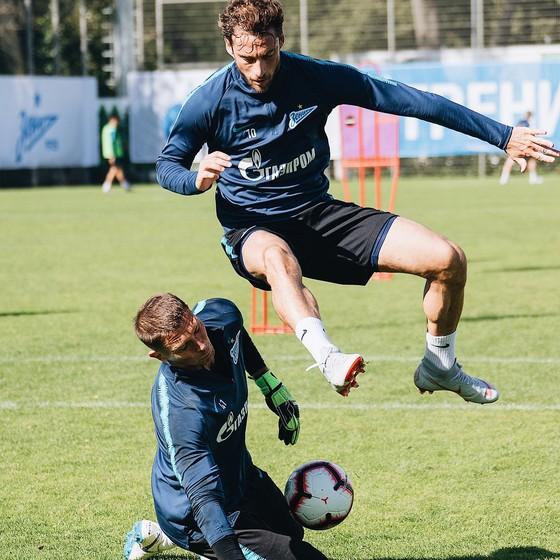 Claudio Marchisio: Ấn tượng với giải RFPL ngay lần đầu tiên ra sân ảnh 1